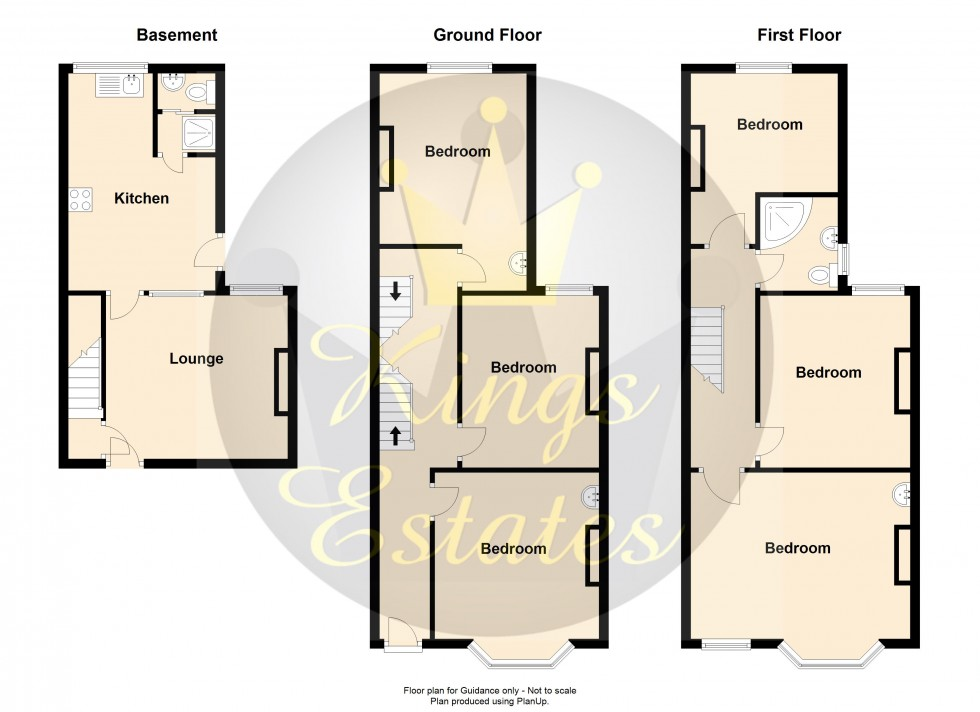Floorplan for Shakespeare Avenue